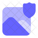 Protected Image Icon