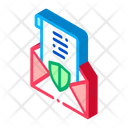 Protected Letter Pentesting Icon