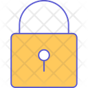 Protected Lock Icon