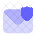 Protected Mail Protected Email Shield Mail Icon
