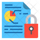 Protected Report File Icon