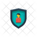 Protected User Security Icon