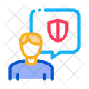 Protecting Thought Icon