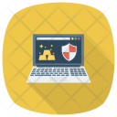 Protection Lock Shopping Icon