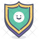 Protection Face Lock Face Detection Icon