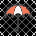 Protection Umbrella Insurance Icon