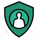 Protection User Data Protection Secure Profile Icon