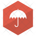 Protection Secure Umbrella Icon