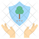 Protection Preservation Conservation Icon