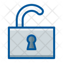 Protection Secure Unlock Icon