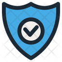 Protection Safety Shield Icon