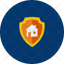 Protection Home Security Icon