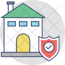 Home Insurance Protection Icon
