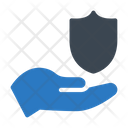 Care Shield Protection Icon