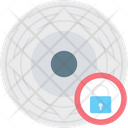 Lock Protection Defence Icon