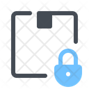 Protection Lock Guarded Icon