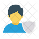 Protection Shield Secure Icon