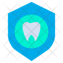 Teeth Insurance Dental Dentist Icon