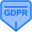 Protection Gdpr Officer Icon