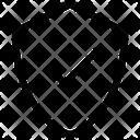 Protection Virus Shield Icon
