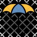 Protection Umbrella Delivery Insurance Icon