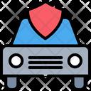 Protection Car Icon