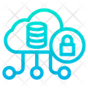 Protection Cloud Data Icon