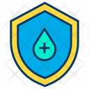 Protection drop Icon