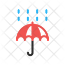 Protection From Umbrella Icon