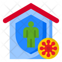 Protection House Icon