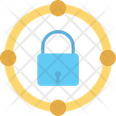 Protection Lock Icon