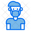 Avatar Man Health Icon