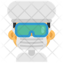 Quarantine Stayhome Individual Protection Means Medicine Icon