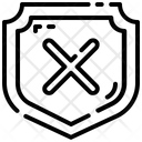Protection Off Icon