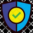 Protection Ok Icon