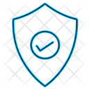 Business Check Firewall Icon