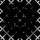 Protection Shield Antivirus Safeguard Icon
