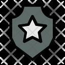 Shield Protect Prevent Icon