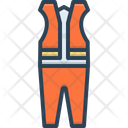 Protective Cloth Mandatory Icon