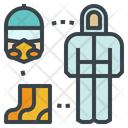 Protective Clothing Icon