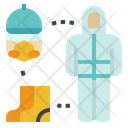 Clothing Protective Dress Icon