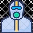 Protective Clothing Helmet Icon