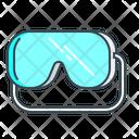 Glasses Goggle Protection Icon