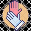 Protective Gloves Gloves Handwear Icon