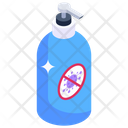Protective Hand Wash Antiseptic Hand Wash Soap Dispenser Icon