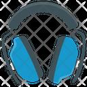 Protective Headphones Icon