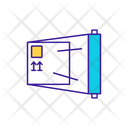 Wrap Plastic Package Icon