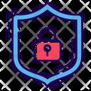Protective Shield Icon