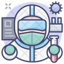 Protective suit Icon