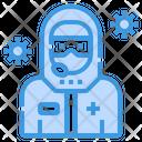 Protective Suit Virus Suit Icon